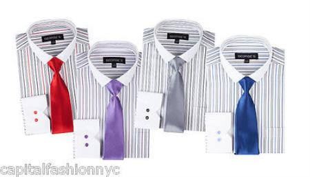 striped dress shirts