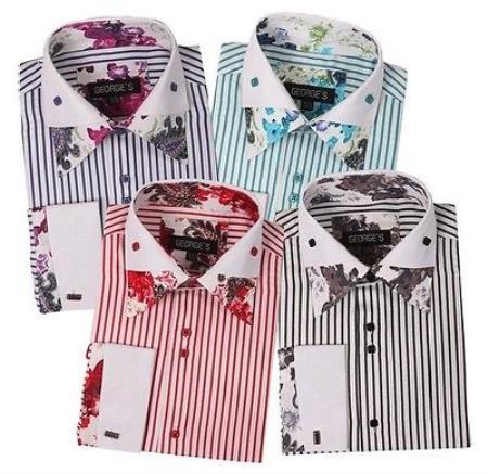 floral designed shirts