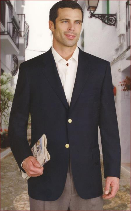 And Silk Blazer With