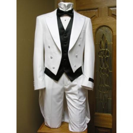 Tail Tuxedo jacket