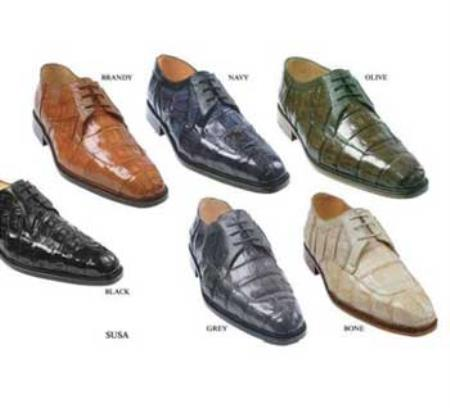 SKU#ultrasuave has a genuine Oxfords  Crocodile ~ Alligator skin upper with genuine ostrich trimming $549