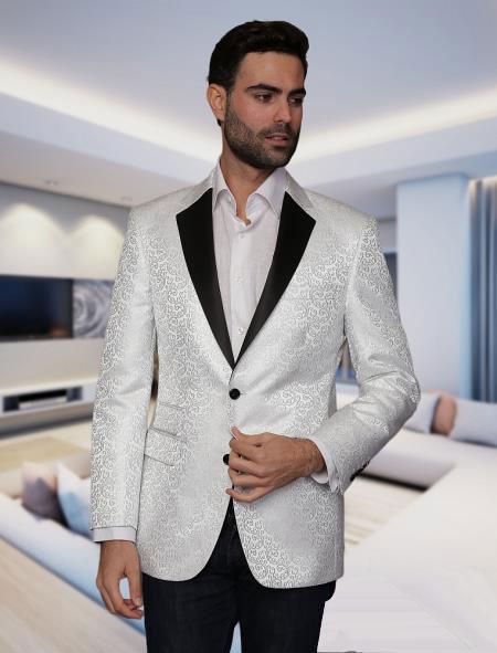 white party jacket