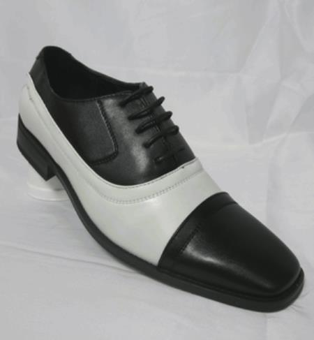 Saddle Shoes Tie up