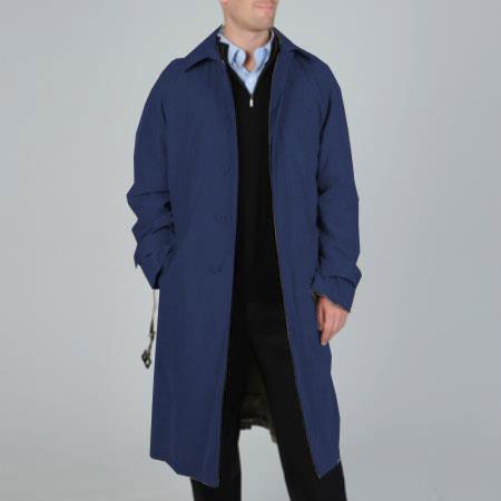 Raincoat Dark Navy