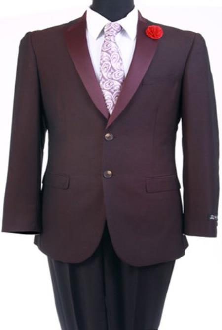 Fashion Jacket Burgundy