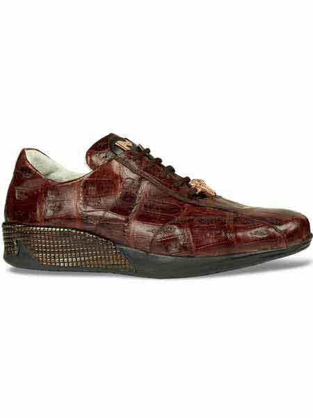 Italy Crocodile Skin Mens