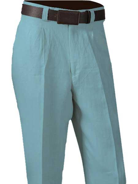 Casual Slacks 100% Linen