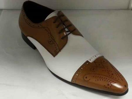 Genuine Leather Lace Up