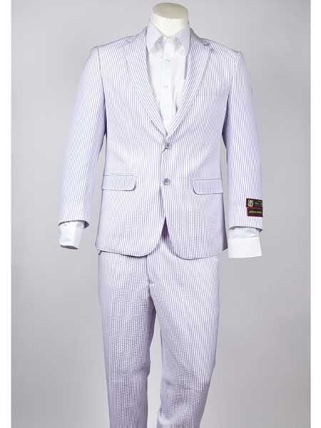 Lavender Notch Lapel 2