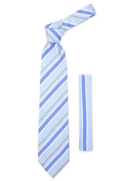 Microfiber Grey Striped Fashionable