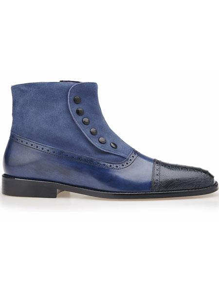 Leather Lining Filipo Ostrich