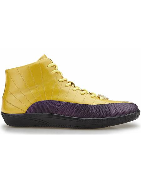 Purple/Golden Yellow Oratio Genuine