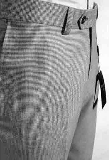 Mens Tiglio Luxe Wool