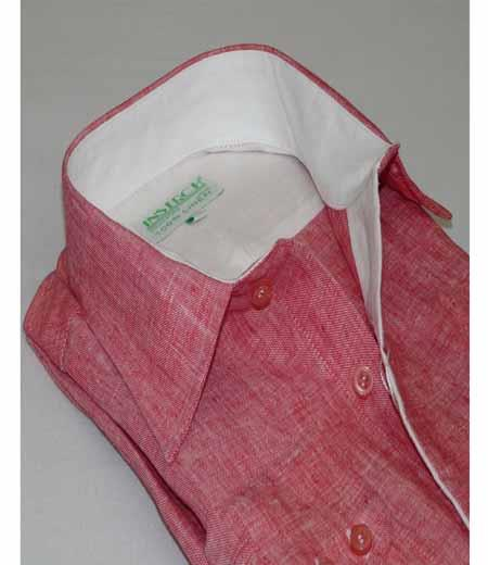 Inserch Linen Button Front