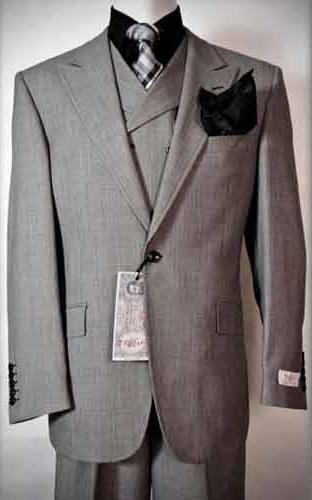 Rosso Mens Grey 3
