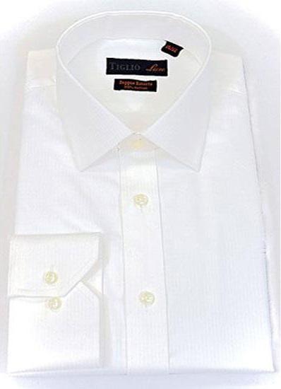 Italian Mens Cotton Semi