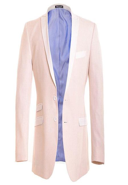Linen Jacket for Men