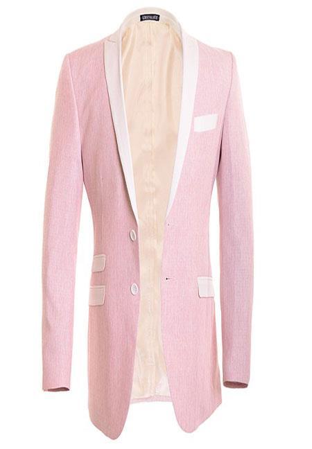 Double pocket Linen Jacket