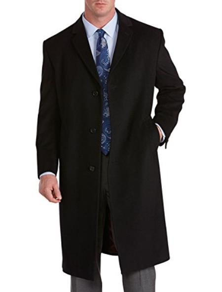 Extra Long Outerwear Coat