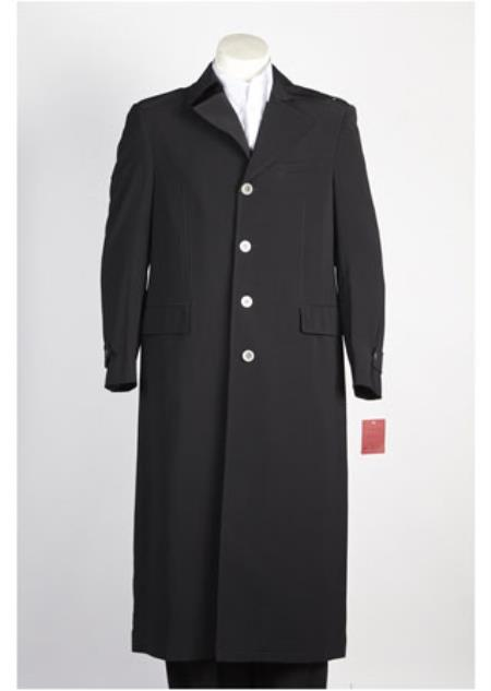4 Button Long Suit