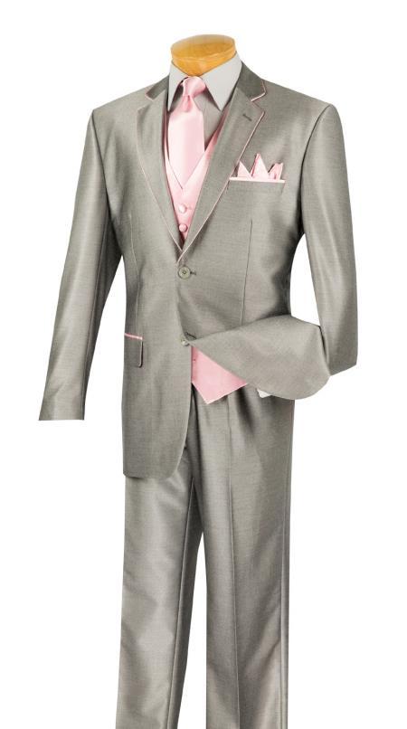 2 Button Tuxedo Two