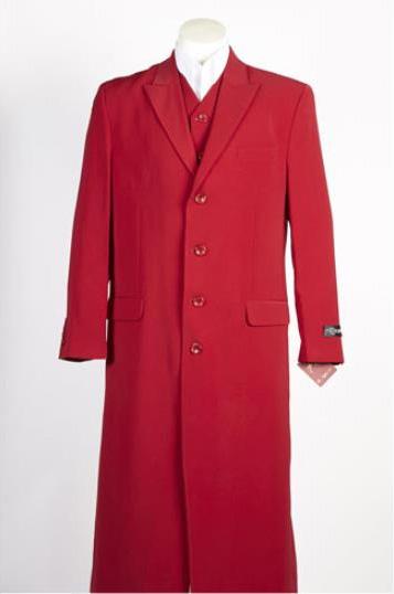 4 Button Canto Suit
