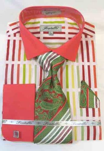 Bold Stripe Multi Pattern