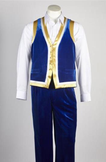Matching Vest & Pants