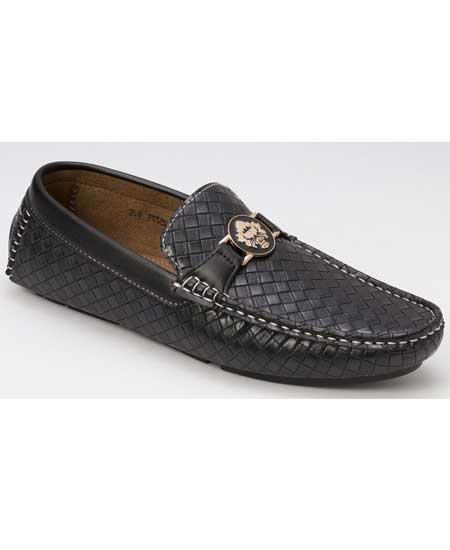Mens Woven Upper Style
