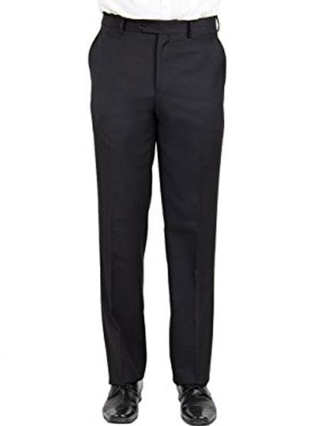 Mantoni Mens Wool Front