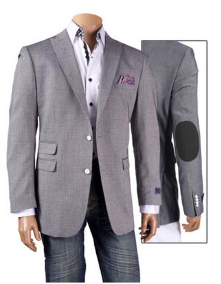 Blazer Jacket Cotton w/