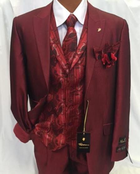 Party Mens Fashion Suit