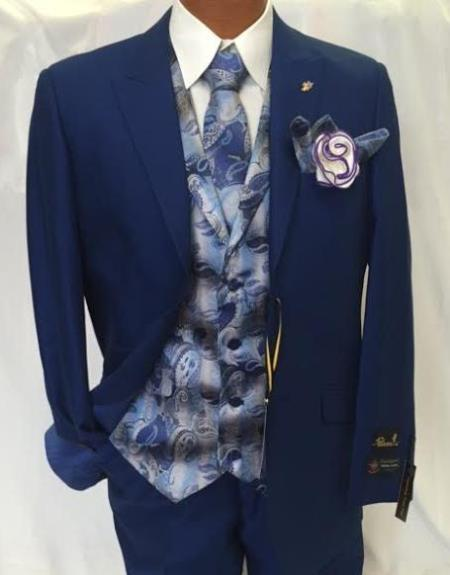 Mens Royal Party Fashion