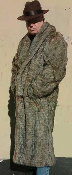 Long Length Faux Fur