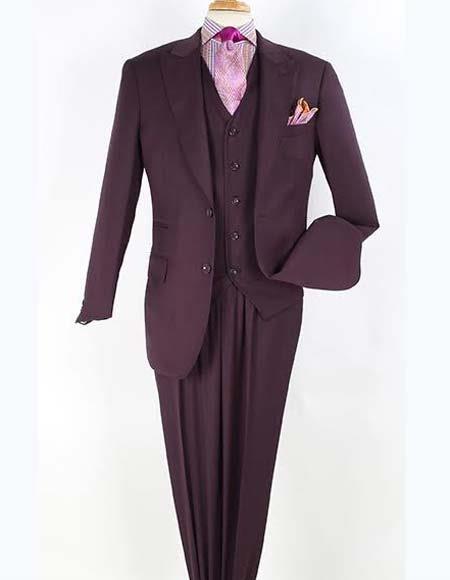Purple Color ~ Plum
