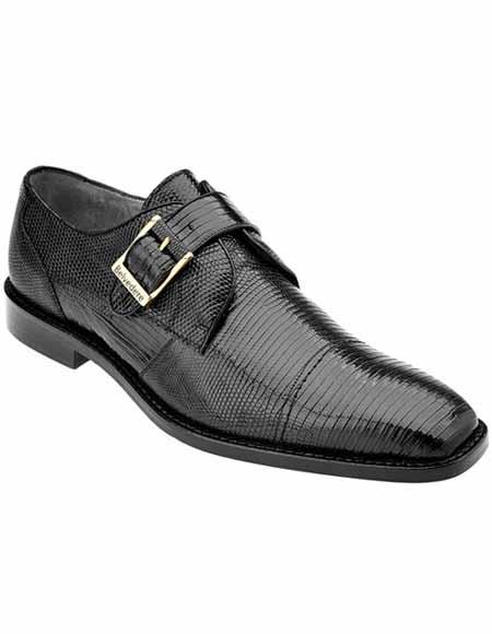 Mens Monk Strap Style