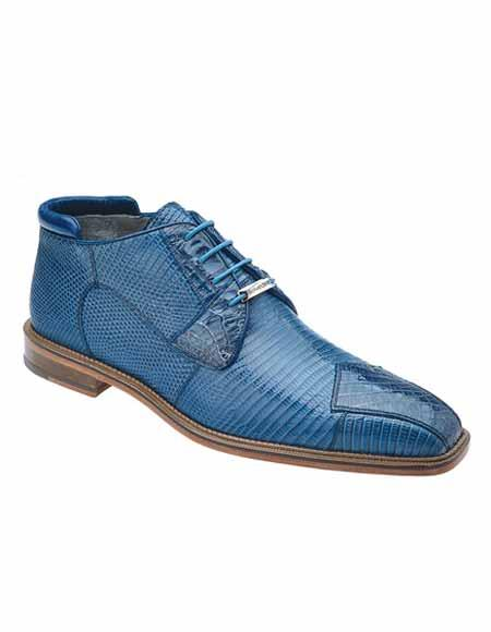 Mens Italian Laceup Style