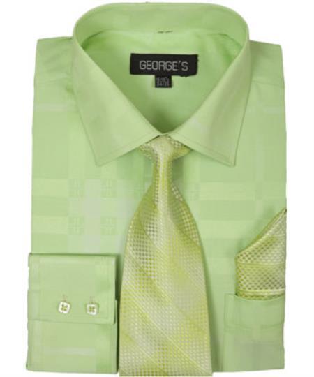 Lime Dress Shirt 60%
