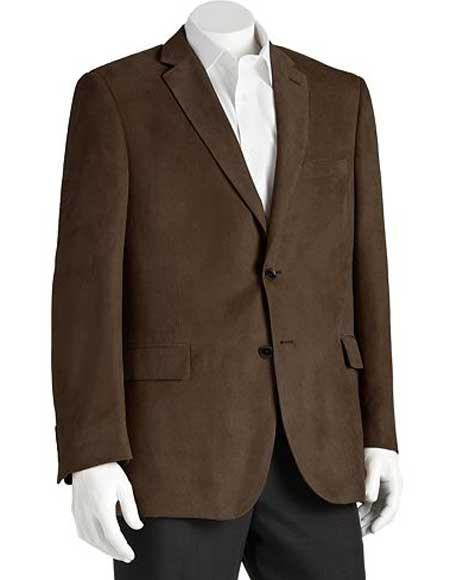 Mens Classic Fit Notch