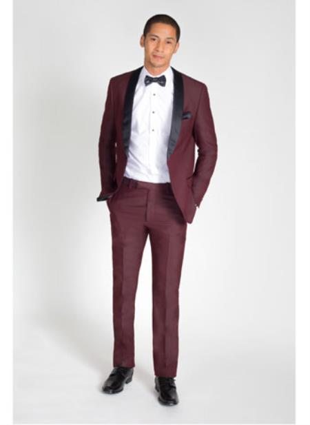 Slim Fit Tuxedo with