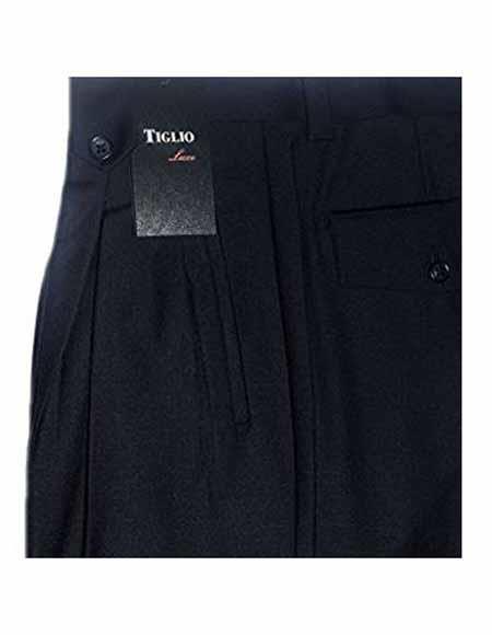Italian Mens 100% Wool