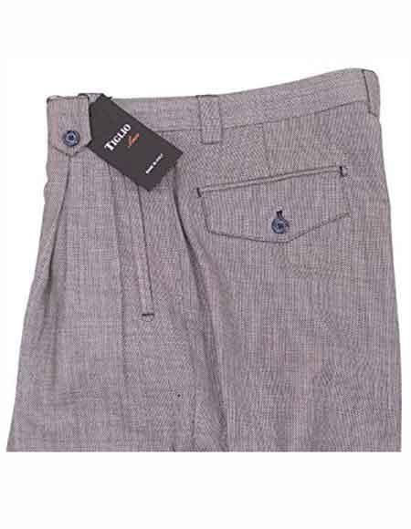 Mens 100% Wool Italian