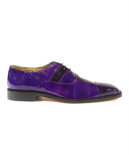 Mare Purple Oxford Belvedere