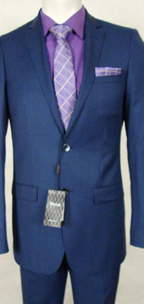 Slim Fit French Blue