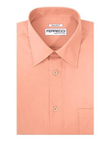 Mens Cotton Blend Pink