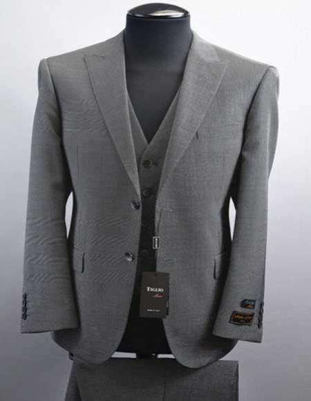 Luxe Barbera Mens Wool