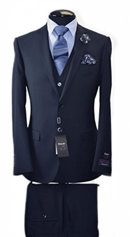 Italian Slim Fit Suit
