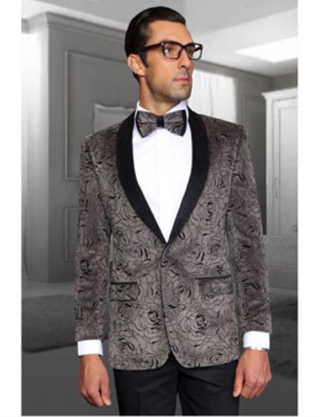 Grey Velvet Fabric Discounted