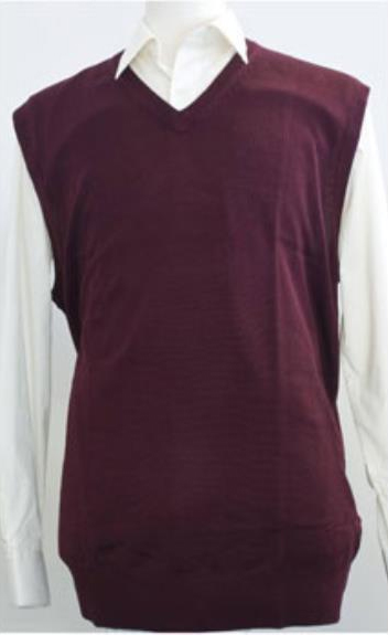 Burgundy Light Weight Sweater
