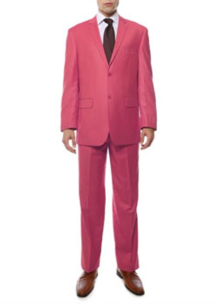 Premium Fuchsia Regular Fit